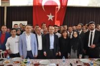 BUCASPOR - Başbakan Yardımcısı Mehmet Şimşek İzmir'de