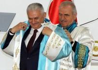 FAHRİ DOKTORA - Başbakan Yıldırım'a Fahri Doktora