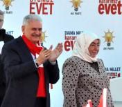 GENEL BAŞKAN YARDIMCISI - Başbakan Yıldırım'dan Kılıçdaroğlu'na 'Bozuk Plak' Benzetmesi