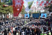 FİLM GÖSTERİMİ - Başkan Akyürek, Ereğli'de Vatandaşlarla Buluştu