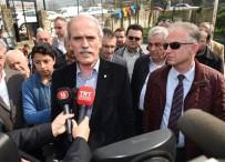 BULGARISTAN - Başkan Altepe Açıklaması 'Engel Çıkarılması Hoş Değil'