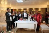 EMINE YıLDıRıM - Başkan Çelikcan Nikah Kıyıp 'Evet' Sözü Aldı