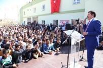 HALİL ÖZCAN - Başkan Ekinci Mitingde Yüzlerce Kişiye Seslendi