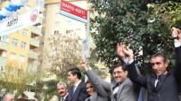 MURAT HAZINEDAR - Beşiktaş'ta Sokağa Kürtçe İsim Verilmesine İnceleme