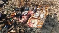 FERMUAR - Bingöl'de 8 Sığınak Ele Geçirildi