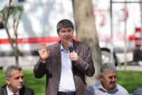 GENEL BAŞKAN YARDIMCISI - Büyükşehir Belediye Başkanı Türel Açıklaması 'Derdimiz Hızlı Koşmak'
