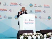 ULAŞTIRMA DENİZCİLİK VE HABERLEŞME BAKANI - Çukurova Havalimanının Temeli Atıldı