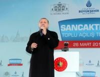GAMALı HAÇ - Cumhurbaşkanı Erdoğan'dan Avrupa Birliği'ne 'Vatikan' Tepkisi