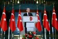 GÖLGE OYUNU - Cumhurbaşkanı Erdoğan'dan 'Dünya Tiyatro Günü' Mesajı