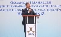 ŞÜKRÜ KARABACAK - Darıca'da Yeni Projeler Hizmete Giriyor
