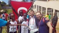 ALI KAYA - Dünya Kros'ta Türkiye'nin İlk Madalyası