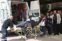 El Bab'ta EYP İnfilak Etti Açıklaması 3 Yaralı