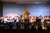 SENFONI - Fatih Sulukule Çocuk Senfoni Orkestrasından Bahara Merhaba Konseri