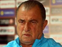 FATİH TERİM - Fatih Terim Moldova maçı öncesi konuştu