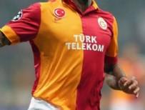 BRUMA - Galatasaray'a Bruma'dan kötü haber!