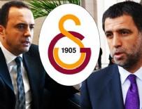 HAKAN ŞÜKÜR - Galatasaray yönetiminden Hakan Şükür ve Arif Erdem kararı