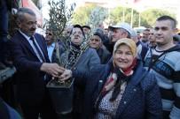 HALİL İBRAHİM ŞENOL - Gaziemir'de Yeşil Mutluluk