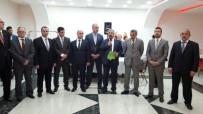 AHMET BİLGİN - Gemlik MHP'de Özcanbaz Dönemi