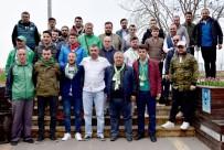 GIRESUNSPOR - Giresunspor Taraftar Grupları Futbolculara Seslendi Açıklaması 'Hedefinizden Şaşmayın'