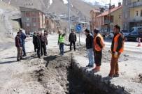 KANALİZASYON - Hakkari Belediyesi 'Dönüşüm Programı'nın Startını Verdi