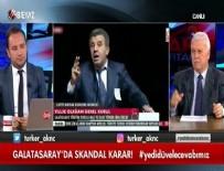 BEYAZ TV - Hüseyin Gülerce'den G.Saray yönetimine çok sert tepki