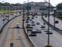 ABDİ İPEKÇİ - İstanbul'da yarın bu yollar kapalı