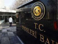 DıŞIŞLERI BAKANLıĞı - İsviçre Büyükelçisi Dışişleri Bakanlığı'na çağrıldı
