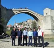 HıRVATISTAN - İzmit Belediyesi, Kardeş Belediyeyi Yalnız Bırakmadı