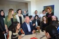 GENEL BAŞKAN YARDIMCISI - Kasım Bostan'dan Engellilere Ziyaret