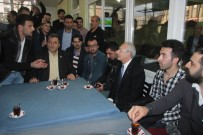 Kılıçdaroğlu'ndan Bursa'da Kahvehane Ziyareti