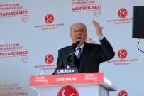 MEZHEP ÇATIŞMASI - 'Kılıçdaroğlu Ve Hayırsız Havarileri Yıldırım Yemişe Dönecek'