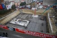 YABANCı DIL - Küçükçekmece'de Cemevi Ve Kültür Merkezinin Temeli Atıldı