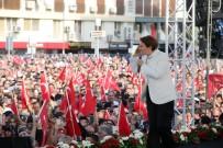 GÜNDOĞDU - Meral Akşener İzmir'de Halka Seslendi