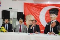 MUSTAFA AKSOY - MHP Kumluca İlçe Kongresi Yapıldı