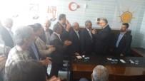 AK PARTI - MHP'li Meclis Üyesi Ve HDP'li Yöneticiler Ak Parti'ye Geçti