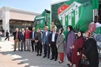 ALıŞVERIŞ - Milletvekili Gözgeç Açıklaması 'Atatürk'ün İlkelerini Hayata Geçirmeye Uğraşıyoruz'