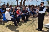 SAĞLIKLI YAŞLANMA - Muratpaşa'da Sağlıklı Yaşlanma İçin Eğitimler Sürüyor