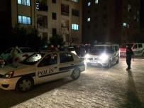ESENTEPE - Polise Mukavemet Gösteren 4 Şahıs Gözaltına Alındı