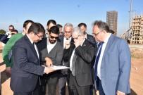 İSMAIL ÇORUMLUOĞLU - Sancaklıbozköy Kiraz Pazarı Açılış İçin Gün Sayıyor