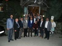 ŞEHİT AİLELERİ - Şehit Aileleri Ve Gaziler Baybatur'u Ağırladı