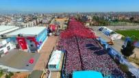 AÇILIŞ TÖRENİ - Sümer Açıklaması 'Türkiye, Antalya'yı İmrenerek İzledi'