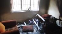 SURİYE - Suriyeli Ailenin Sığındıkları Gaziantep'teki Evi Yandı