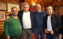 TANJU ÇOLAK - Tanju Çolak Diyarbakır'ın Gençlerine Hizmet Etmek İstiyor
