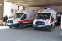 FıRAT ÜNIVERSITESI - Tunceli'de Yaralanan Bir Asker Elazığ'a Getirildi
