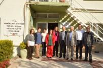 ÇAM SAKıZı - Türk Sağlık Sen Yaşlıları Unutmadı