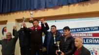 Umurbey Güreş Takımı Şampiyon
