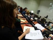 EKONOMI VE TEKNOLOJI ÜNIVERSITESI - Üniversite adaylarının gözde alanları 'sağlık' ve 'hukuk'