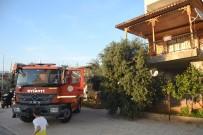 KARAKAYA - Yaşlı Kadının Evi Yandı