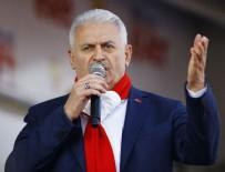 MUHALEFET - Yıldırım: Kılıçdaroğlu, değişikliğe 'evet' de, sen de iktidar olursun