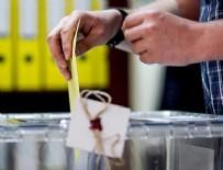 KUVEYT BÜYÜKELÇİLİĞİ - Yurt dışındaki seçmen sandık başına gidiyor